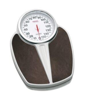 vægt og højdemåler