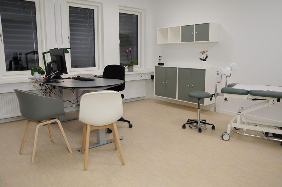 Klinikindretning