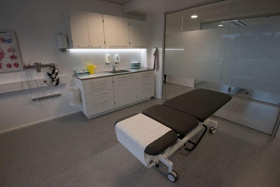 klinikudstyr